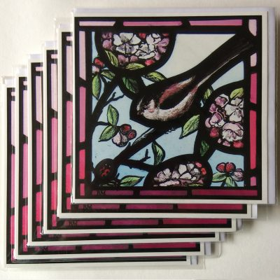 Rachel-Mulligan-6xGreetings Cards - Apple Blossom