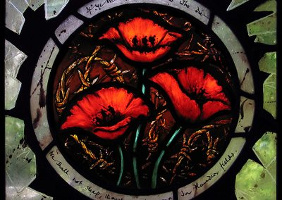 Poppies (We Shall Not Sleep) 2014