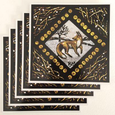 Rachel_Mulligan_cards_Winter_Fox_pack