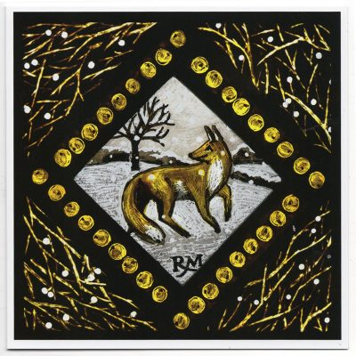 Rachel_Mulligan_cards_Winter_Wildlife_Fox