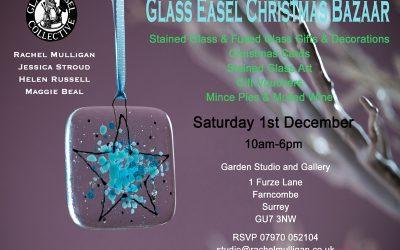 Glass Easel Bazaar